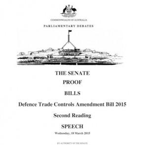 Defence Bill