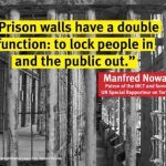 Bulging prisons? Recidivist politicians
