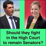 Take allegiance question to High Court