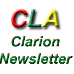 CLA CLArion Monthly newsletter