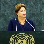 Pres Rousseff at the United Nations