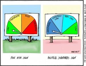 Cartoon thanks to John Ditchburn, Inkcinct.com.au