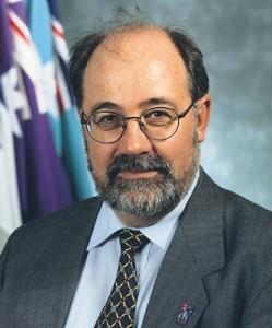 Dr Allan Hawke