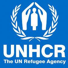 UNHCR BLUE logo