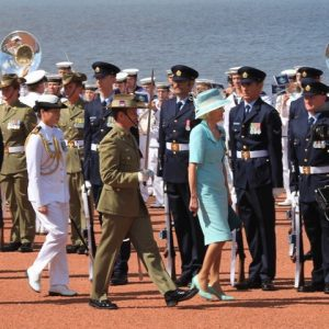 PHOTO: Pomp and ceremony hide fundamental flaws in the ADF workplace.