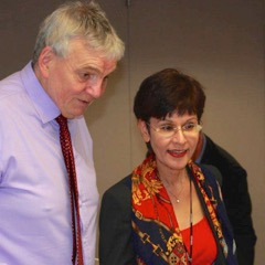 Photo: Bob Moles and Bibi Sangha