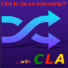Chance to intern with us….