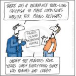 Dutton airs his knowledge of fakes