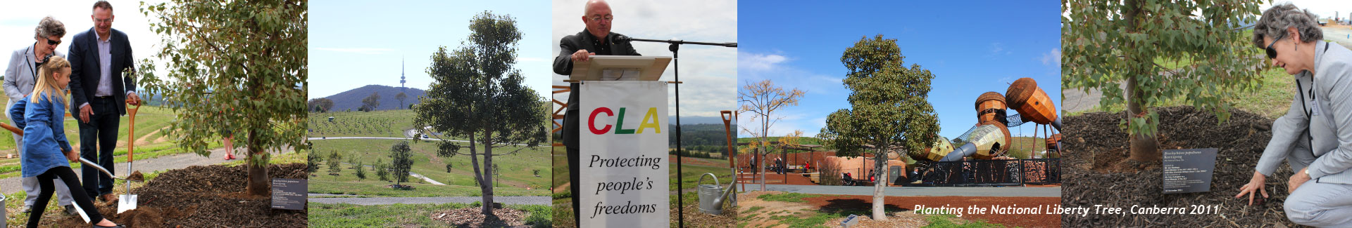 CLA policy:  Technology and civil liberties