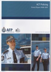 ACT Policing Annual Report