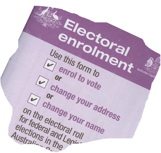 Electoral Form