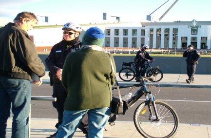 Parliament, AFP vs Forde