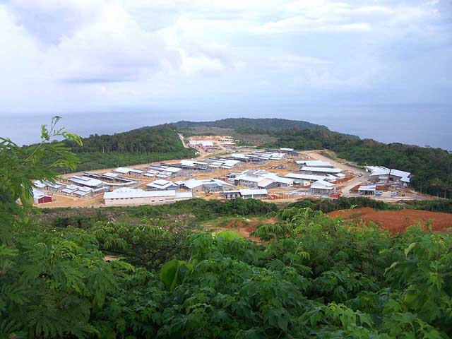 Christmas Island Detention Facility